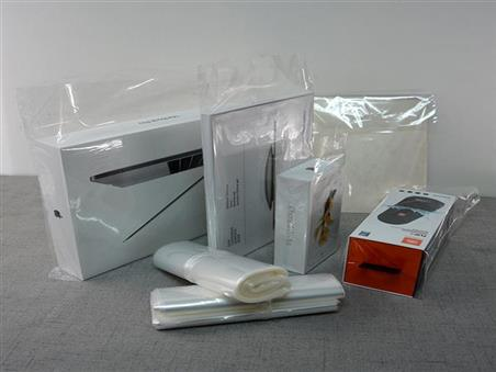 包装盒一般用什么收缩膜来包装